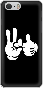 Capa Mouse finger fuck for Iphone 6 4.7
