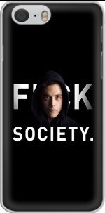 Capa Mr Robot Fuck Society for Iphone 6 4.7