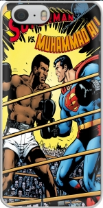 Capa Muhammad Ali Super Hero Mike Tyson Boxen Boxing for Iphone 6 4.7