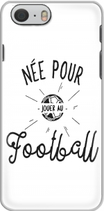 Capa Nee pour jouer au football for Iphone 6 4.7
