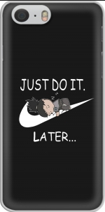 Capa Nike Parody Just do it Later X Shikamaru for Iphone 6 4.7