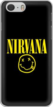 Capa Nirvana Smiley para iphone-6