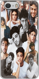 Capa Noah centineo collage for Iphone 6 4.7