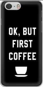 Capa Ok But First Coffee for Iphone 6 4.7