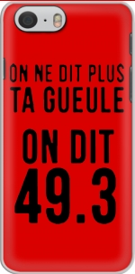 Capa On ne dit plus ta gueule 493 for Iphone 6 4.7