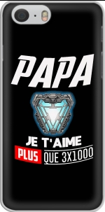 Capa Papa je taime plus que 3x1000 for Iphone 6 4.7