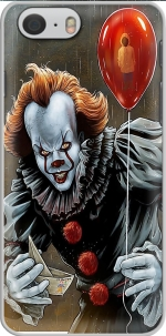 Capa Pennywise Ca Clown Red Ballon for Iphone 6 4.7