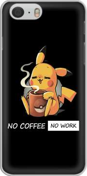 Capa Pikachu Coffee Addict para iphone-6