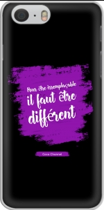 Capa Pour etre irremplacable il faut etre different for Iphone 6 4.7