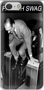 Capa President Chirac Metro French Swag for Iphone 6 4.7