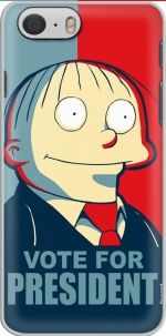 Capa ralph wiggum vote for president for Iphone 6 4.7