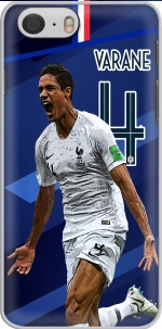 Capa Raphael Varane Football Art for Iphone 6 4.7