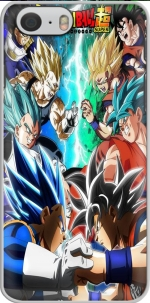 Capa Rivals for life Goku x Vegeta for Iphone 6 4.7