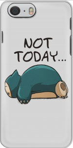 Capa Ronflex Not Today pokemon for Iphone 6 4.7
