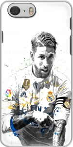 Capa Sergio Ramos Painting Art for Iphone 6 4.7
