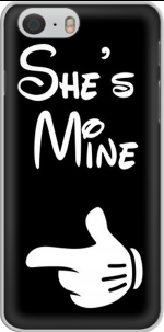 Capa shes mine for Iphone 6 4.7