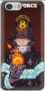 Capa Shinra kusakabe fire force for Iphone 6 4.7