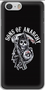 Capa Sons Of Anarchy Skull Moto for Iphone 6 4.7