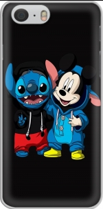 Capa Stitch x The mouse for Iphone 6 4.7