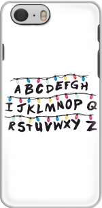 Capa Stranger Things Lampion Alphabet Inspiration for Iphone 6 4.7