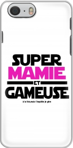 Capa Super mamie et gameuse for Iphone 6 4.7
