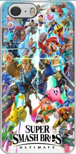 Capa Super Smash Bros Ultimate for Iphone 6 4.7
