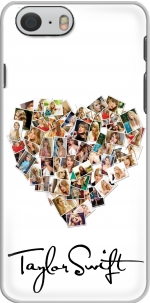 Capa Taylor Swift Love Fan Collage signature for Iphone 6 4.7