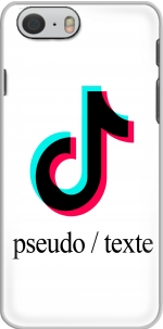 Capa Tiktok personnalisable for Iphone 6 4.7
