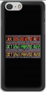 Capa Time Machine Back To The Future for Iphone 6 4.7
