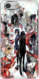 Capa Tokyo Ghoul Touka and family for Iphone 6 4.7