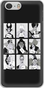 Capa Villains Jails