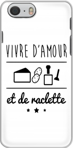 Capa Vivre damour et de raclette for Iphone 6 4.7