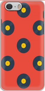 Capa Vynile Music Disco Pattern for Iphone 6 4.7
