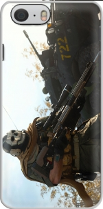 Capa Warzone Ghost Art for Iphone 6 4.7