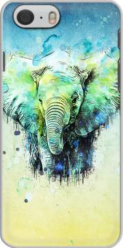 Capa watercolor elephant