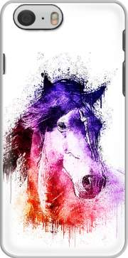 Capa watercolor horse