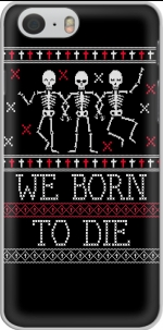 Capa We born to die Ugly Halloween for Iphone 6 4.7