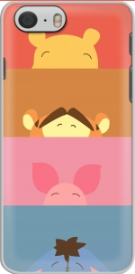 Capa Winnie the pooh team for Iphone 6 4.7