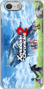 Capa Xenoblade Chronicles 2 for Iphone 6 4.7