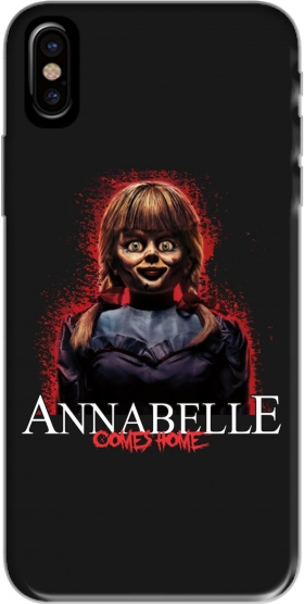 Capa annabelle comes home para iphone-8