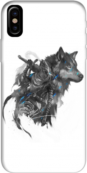 Capa artorias and sif para Iphone X / Iphone XS