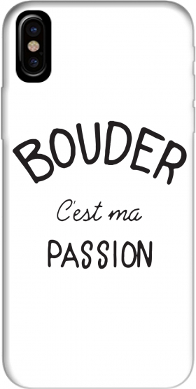 Capa Bouder cest ma passion para iphone-8