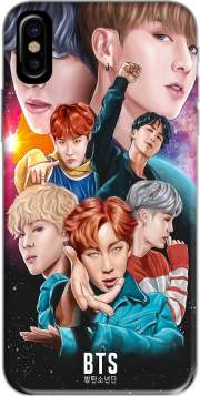 Capa BTS DNA FanArt para iphone-8