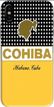 Capa Cohiba Cigare by cuba para iphone-8
