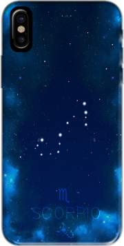 Capa Constellations of the Zodiac: Scorpio para iphone-8