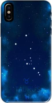 Capa Constellations of the Zodiac: Taurus para iphone-8