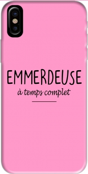 Capa Emmerdeuse a temps complet para iphone-8