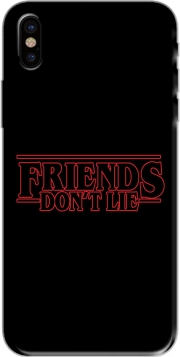 Capa Friends dont lie para iphone-8