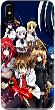 Capa High School DxD para iphone-8