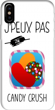 Capa Je peux pas jai candy crush para iphone-8